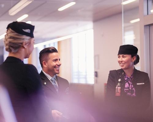 Cabin Crew - Air New Zealand Careers