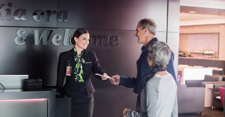 air new zealand kia ora welcome